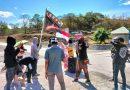 Aksi Geram KSB Tutup Gate Tambang Batu Hijau, Tuntut PT AMNT Evaluasi Roster Kerja