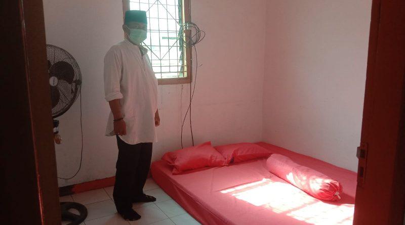 Fasilitas Lengkap dan Bersih, Bale Isoter Desa Maluk Seperti Hotel
